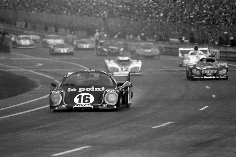 Giant-killers: The day an unlikely French hero won Le Mans