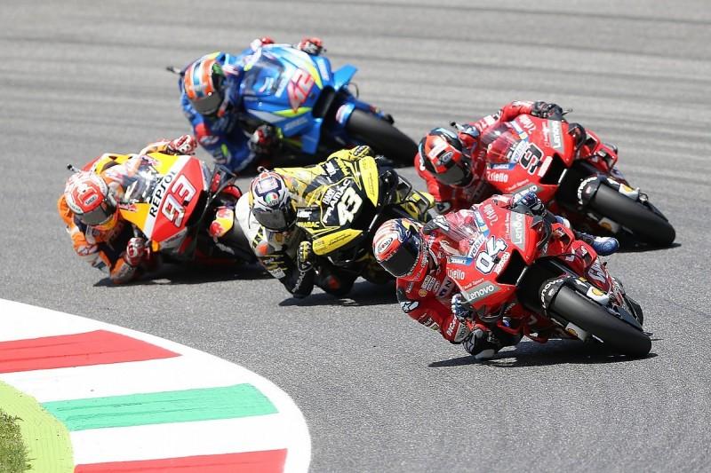 Italian MotoGP race at Mugello cancelled amid F1 rumours