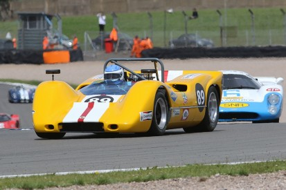New dates for Masters Historic Racing's UK events after COVID-19 postponements