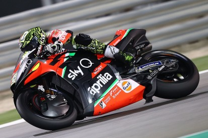 Espargaro gets new Aprilia MotoGP deal through 2022
