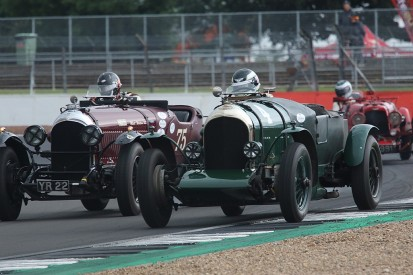 F1-delayed Bentley Silverstone race meeting gets new date
