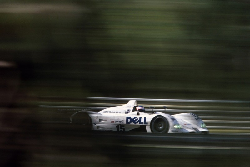 When BMW was the last team standing at Le Mans