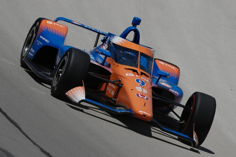 Texas IndyCar: Dixon wins season-opener, Rosenqvist crashes out from second