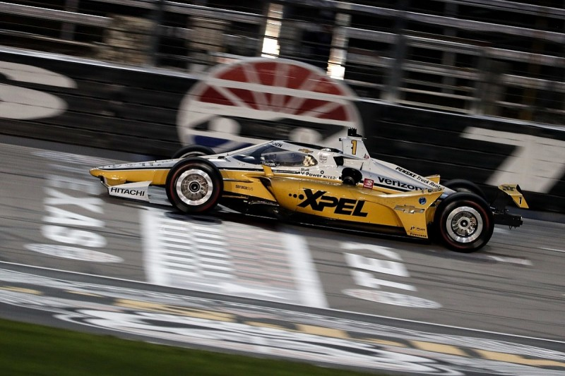 "IndyCar News: Texas third like a win after ""how bad we were"" - Newgarden"