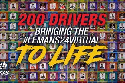 SAFEIS announced as Le Mans 24 Virtual title sponsor