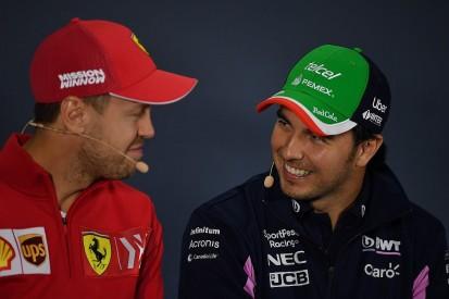 Aston Martin has no plans to change F1 drivers amid Vettel links