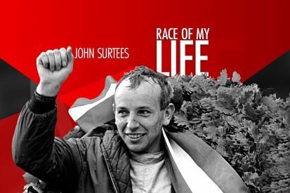 Race of my life: John Surtees on the 1963 German GP