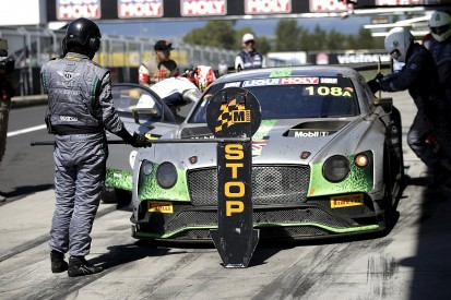GT News: Bentley ends factory IGTC programme with immediate effect