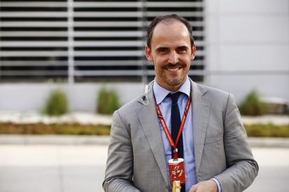 My job in F1: Master of podium ceremonies Alexandre Molina