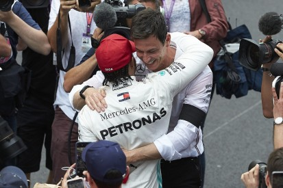 F1 News: Mercedes stresses 'clear intention' to stay in F1 under Wolff