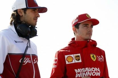 Leclerc and Giovinazzi to share Ferrari 488 GTE in Virtual Le Mans