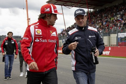 Fernando Alonso and Rubens Barrichello team-up for Virtual Le Mans 24 Hours