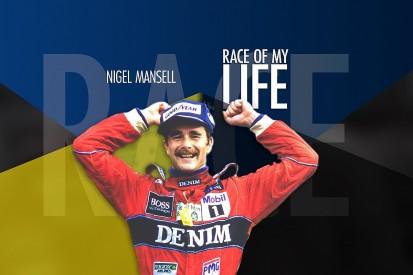 Race of my life: Nigel Mansell on the 1986 British Grand Prix