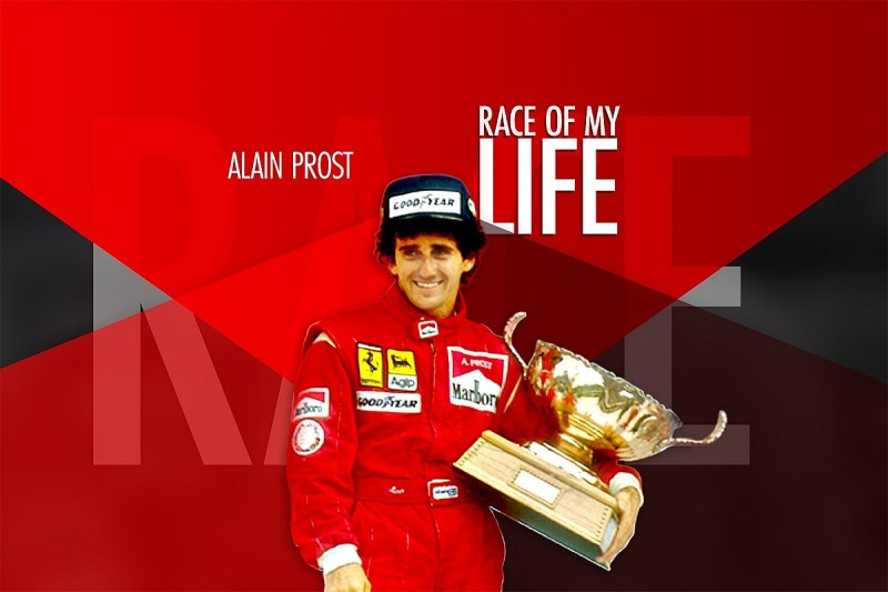 Race of my life: Alain Prost on the 1990 Mexican GP