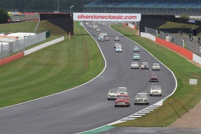 Silverstone Classic event cancelled for 2020, frees up date for potential British GP