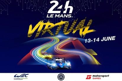 Team Penske among 50 entries for virtual Le Mans 24 Hours