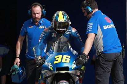 MotoGP News: Mir no longer sees himself as Suzuki number two