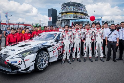 Toyota withdraws from Nurburgring 24 Hours