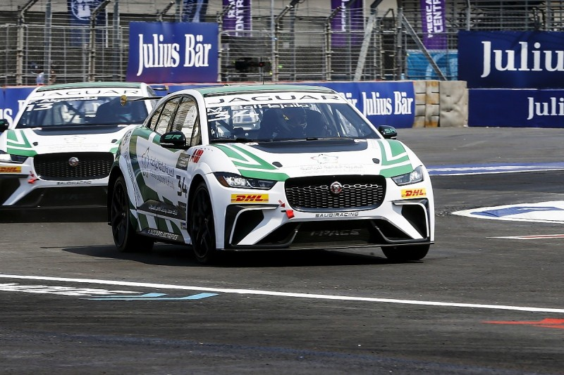 Formula E News: Jaguar I-PACE eTrophy support series to be scrapped at end of season