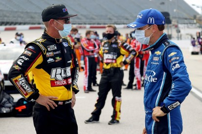 How NASCAR led the world to arrive at the 'new normal'
