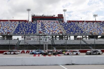 NASCAR: Odd without fans but positive vibe as teams came together