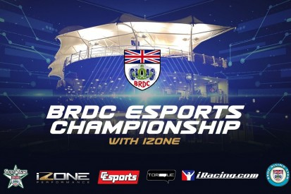 Live coverage of the BRDC Esports Championship