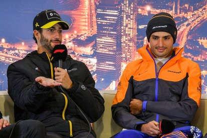 Daniel Ricciardo to McLaren, replaces Carlos Sainz for 2021 F1 season