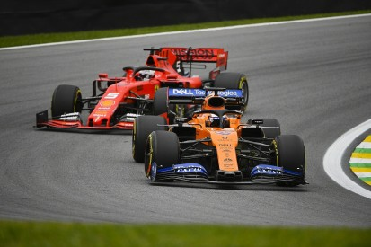Ferrari announces Carlos Sainz as Vettel's F1 replacement for 2021