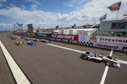 St. Petersburg takes IndyCar final round status in race calendar reshuffle