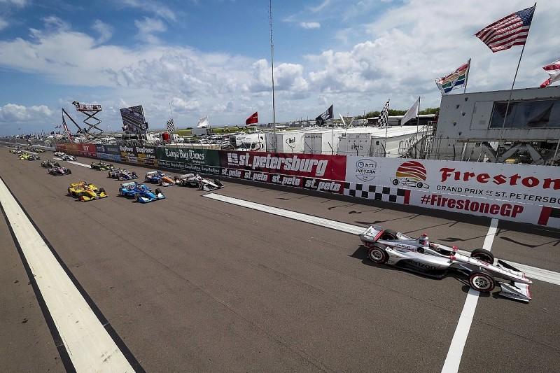 St. Petersburg takes IndyCar final round status in race calendar reshuffle