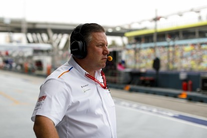 """WEC news: LMDh rules """"very appealing"""" for McLaren, says Brown"""