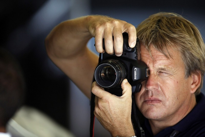 The F1 stories behind the pictures - Steven Tee
