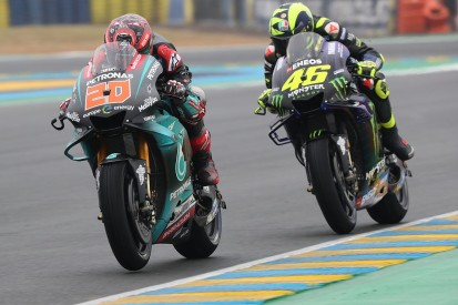 MotoGP News: Quartararo hopes Rossi fans won't hate him for Yamaha move