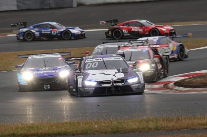 Super GT News: BMW held talks about entering its DTM car in Super GT this year