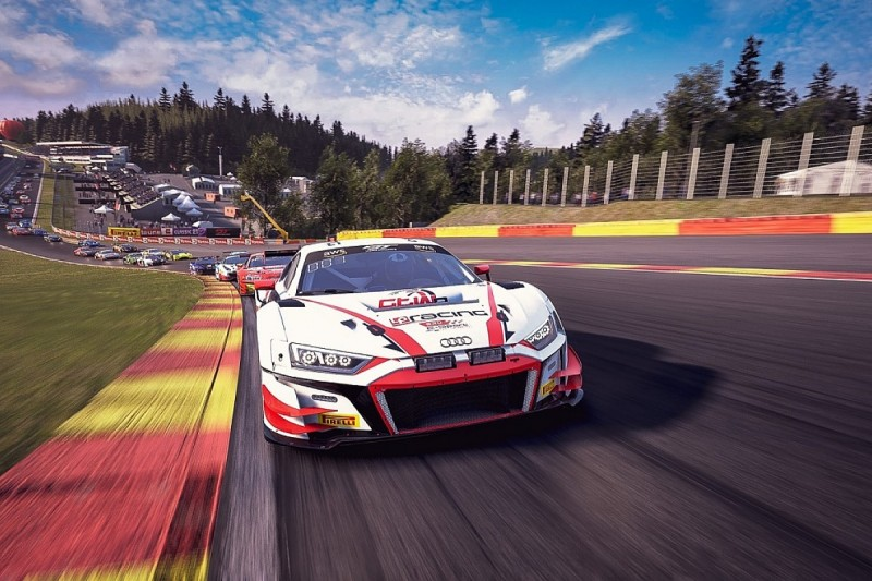 Esports News: Marcucci leads Audi 1-2 in Spa SRO GT series race, Vergne disqualified