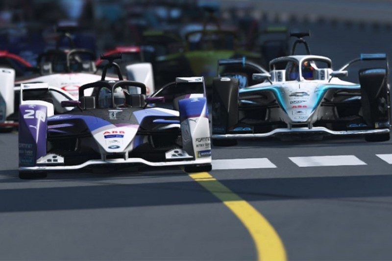 Watch: Live coverage of the FE Race at Home Challenge Esports event