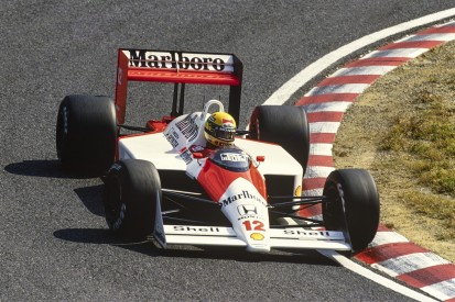 The F1 moments that defined the 1980s