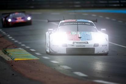 WEC News: Porsche scales back GTE Pro entry for Le Mans 24 Hours