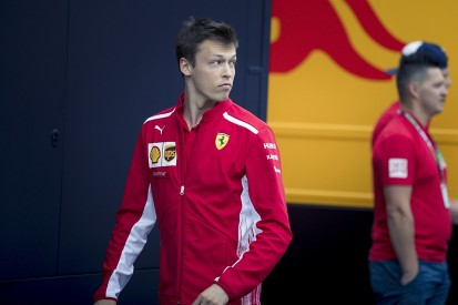 """F1 News: Ferrari F1 test made Kvyat want to """"come back at any cost"""""""