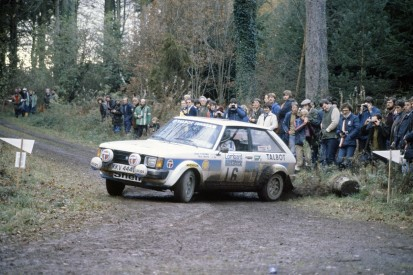 Historics News: Rallying ace Toivonen's career to be marked on Lombard Rally Bath