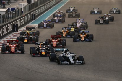 F1 News: F1 should aim for IndyCar levels of competitiveness, says Brown