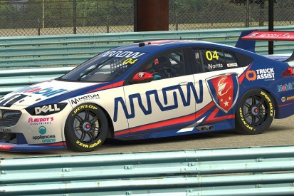 Live Esports: Watch F1 ace Norris make Supercars Eseries debut