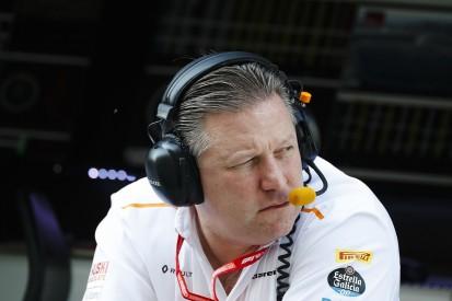 F1 News: 14 or 15-race 2020 season more realistic, says Brown