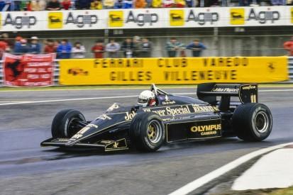 San Marino 1985: The GP won by a driver who didn't lead a lap