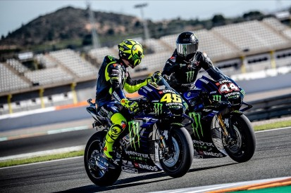 MotoGP News: Eager F1 ace Hamilton had to be restrained during Rossi ride swap