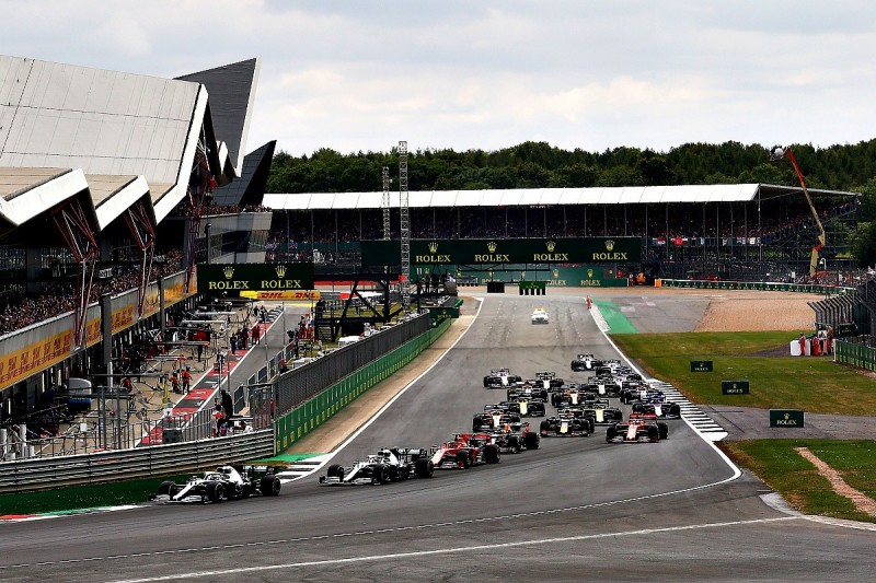 F1 News: 2020 British GP will be held without fans if it goes ahead
