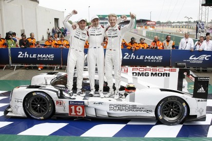 Autosport Podcast: Tandy tells the full story of Porsche's 2015 Le Mans win