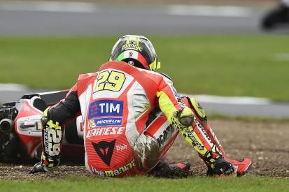 Iannone regrets departure from Ducati's MotoGP team in 2016