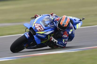 Rins began Suzuki MotoGP talks in Argentina last year