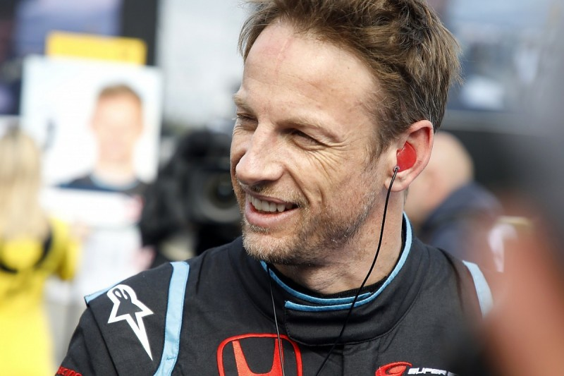 F1 champion Button leads SRO GT Esports series line-up